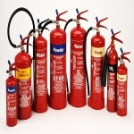 Identify 5 Popular Fire Extinguishers Colour Code For A Safe Construction Environment