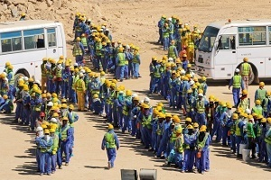 Migrant Construction Workers