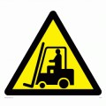 Fork Lift Trucks Operating